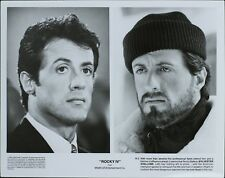 Sylvester Stallone (American Actor/Film Maker) ORIGINAL PHOTO HOLLYWOOD Candid