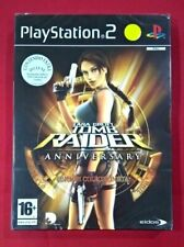 Lara Croft Tomb Raider Anniversary Coleccionista - PLAYSTATION 2 - PS2 - NUEVO