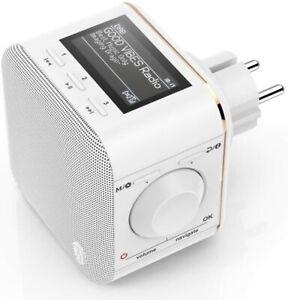 "Hama Digitalradio ""DR40BT-PlugIn"", FM/DAB/DAB+/Bluetooth® UVP  89,00 EUR"