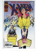 Uncanny X-men #318 Joe Madureira deluxe variant Jubilee 9.2
