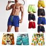 Men's Casual Printed Beach Work Shorts Pants Summer Men Sports Trouser Shorts J