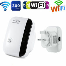 300MBPS Wireless Repeater Extender Booster Wifi Router AP Client Bridge SKY WPS