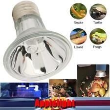 Us Uva+Uvb Turtle Basking Lamp Reptile Heating Bulb Full Spectrum Lighting Decor