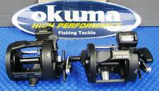 Okuma Magda MA 45D Line Counter Trolling Reel with Star Drag 2 PACK!