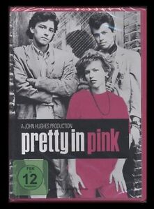DVD PRETTY IN PINK - MOLLY RINGWALD + JAMES SPADER - 80er-Film John Hughes * NEU