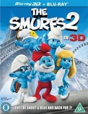 The Smurfs 2 (3D Blu-ray, 2013) BRAND NEW & SEALED