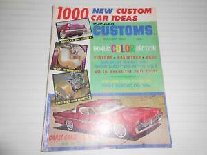 Popular Customs Summer 1964, Roadsters, Hot Rods