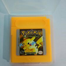 GameBoy Cartridge Game Card for Nintendo Pokémon NDSL/GBC/GBM/GBA/SP US Version