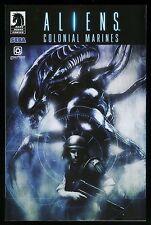 Aliens Colonial Marines No Man Left Behind Comic Sega/Gearbox video game tie-in