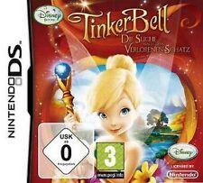 NINTENDO DS 3DS TINKERBELL 2 Die Suche nach dem verlorenen Schatz GuterZust.