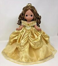 """Disney Precious Moments ELEGANCE BELLE 12"""" Doll Beauty and the Beast"""