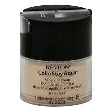 Revlon Colorstay Aqua Mineral Makeup, Light Medium 0.35 oz (Pack of 4)