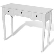 vidaXL 241143 Console Table- White