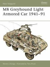 New Vanguard M8 Greyhound Light Armored Car 1941-91 No.53 US Army WWII Military