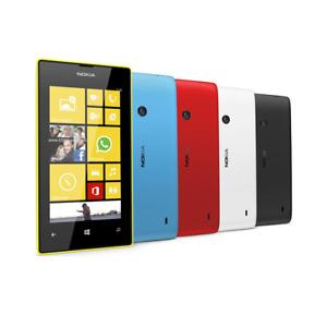"Original Unlocked Nokia Lumia 520 3G Wifi 5MP Dual Core 8GB Mobile Phone 4.0"""