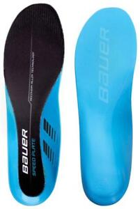 Bauer Speed Plate Pro Stock Ice Hockey Skate Foot Beds Senior Sizes