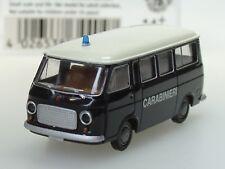 Brekina Fiat 238 Bus CARABINIERI / Italien, dunkelblau - 34404 - 1:87