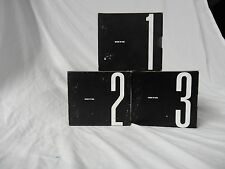 Depeche Mode CD Singles Box Sets 1 2 & 3 (USA)