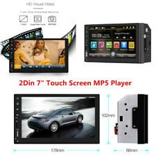 7inch 2Din 1080P Car MP5 Player Touch Screen Bluetooth Android/IOS Mirror Link