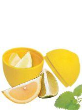Lemon porte-citrus garde en plastique citron boutique coffre capot storer citrus keeper
