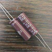 10pcs 330V 90uf 330V Nippon NCC 10x40mm Photo Flash PH capacitor