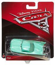 Cars 3 - Personaggi in Metallo scala 1:55 da Collezione by Mattel Disney Pixar