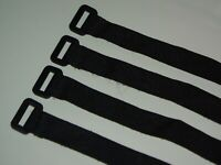 "RC CAR/TRUCK BATTERY HOLD DOWN STRAPS 12"" *2s/3s/4s Lipo/HPI/Losi/Traxxas/1/10/8"