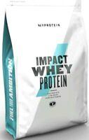 MyProtein Impact Whey 2,5kg Eiweiß 2500g Pulver Shake My Protein Eiweißpulver