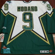 Mike Modano Vintage Dallas Stars CCM Jersey