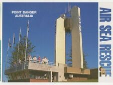 Air Sea Rescue Danger Point Australia Postcard 338a ^