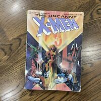 🔥 Marvel Comics Graphic Novel 1984 The Uncanny X-Men2 Stan Lee Dark Phoenix