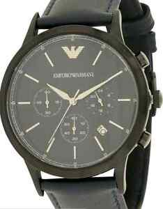 Emporio Armani Mens Chronograph AR2481