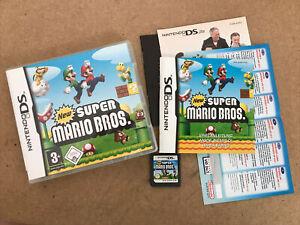 Jeu Nintendo DS & 3DS PAL FR New Super Mario Bros