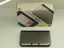 !!! NINTENDO 3DS XL Handheld silber, silver black OVP GUT !!!
