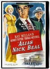 Alias Nick Beal 1949 DVD FILM NOIR - Ray Milland, Thomas Mitchell, Audrey Totter