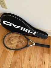 Head Titanium Tennis Racquet TiS6 41/2 Xtralong Plus Carry Case
