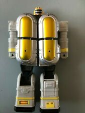 Power Ranger Super Zeo Megazord spare part - Yellow zord