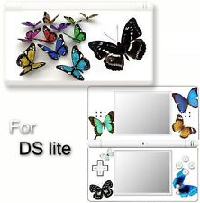 Butterfly SKIN DECAL VINYL STICKER FOR NINTENDO DS lite