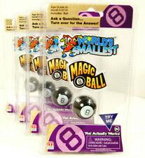 (NEW) World's Smallest #514T18 Mattel Games MAGIC 8 BALL