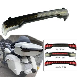 LED King Tour Pack Brake/Turn/Tail Lamp Light For Harley Street Glide 14-UP
