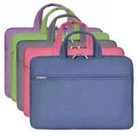 Laptop Sleeve Case Notebook Computer Cover Handbag For MacBook HP Dell Lenovo