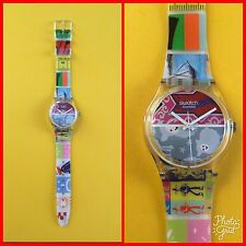 """Swatch special The Club """"Lots Of Swatch"""" 2002 nuovo mai indossato, introvabile."""