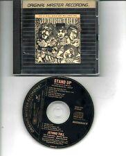 Jethro Tull - Soporte - Raro 24k Oro Disco CD - Móvil Fidelity Mfsl Ultradisc