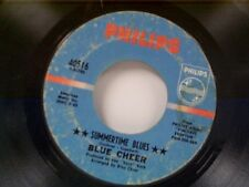 """BLUE CHEER """"SUMMERTIME BLUES / OUT OF FOCUS"""" 45"""