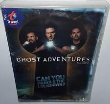 GHOST ADVENTURES COMPLETE SEASON 2 BRAND NEW SEALED R1 DVD