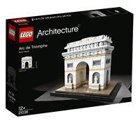 LEGO Architecture Arc de Triomphe 2017 (#21036) - BNIB - PERFECT CONDITION