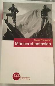 Klaus Theweleit - Männerphantasien - Neu & ungelesen