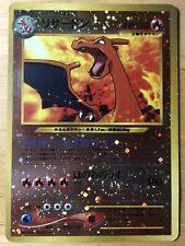 Charizard Pokemon Holo 2000 Neo Reverse Foil Promo 006 Japanese G
