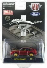 CHASE 1987 FORD MUSTANG GT 1/64 DIECAST MODEL CAR M2 31500-MJS30