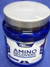 Bodybuilding.com Platinum Series AMINO RECOVERY Blue Raspberry - Exp 3/2018